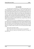 Đề tài : Kiểm toán khoản mục chi phí quản lý trong  BCTC của công ty Tư nhân Hoàng Tuấn