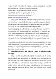 Tiểu luận: Quản lý chất lượng tại công ty thực phẩm Hữu Nghị