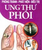 Dấu hiệu bạn bị ung thư phổi