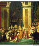 Tranh lễ đăng quang của Napoléon