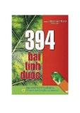 394 Bài tính dược - Kim Ngọc Tuấn