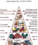 Dinh dưỡng cho người ngủ ít