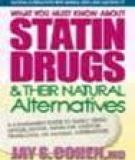 Thuốc Statins - giải pháp chống lão hóa động mạch