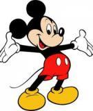 Mickey - chú chuột nổi tiếng nhất giới truyền thông