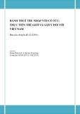 Báo cáo: ĐÁNH THUẾ THU NHẬP VỚI CỔ TỨC: THỰC TIỄN THẾ GIỚI VÀ GỢI Ý ĐỐI VỚI VIỆT NAM