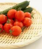 8 thực phẩm góp phần đánh tan quầng thâm mắt