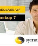Symantec giới thiệu NetBackup 7