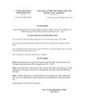Quyết định Số: 12/2012/QĐ-UBND BAN HÀNH KẾ HOẠCH THỰC HIỆN CHƯƠNG TRÌNH THU HÚT VỐN ĐẦU TƯ TRÊN ĐỊA BÀN TỈNH VĨNH LONG GIAI ĐOẠN 2011 - 2015