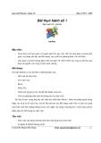 Bài thực hành số 1 - Ngôn ngữ C# -căn bản