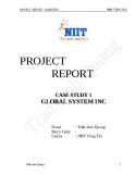 PROJECT REPORT -QUARTER 5