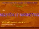 Thuyết trình đề tài: Công ty cổ phần Vinamit