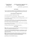 Quyết định Số: 37/2012/QĐ-UBND VỀ VIỆC BÃI BỎ QUYẾT ĐỊNH SỐ 26/2012/QĐ-UBND NGÀY 24/7/2012 VỀ VIỆC ĐIỀU CHỈNH GIÁ TIÊU THỤ NƯỚC SẠCH TRÊN ĐỊA BÀN THÀNH PHỐ KON TUM