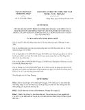 Quyết định Số: 31/2012/QĐ-UBND VỀ VIỆC BÃI BỎ QUYẾT ĐỊNH SỐ 01/2002/QĐ-UB NGÀY 14/01/2002 CỦA ỦY BAN NHÂN DÂN TỈNH ĐỒNG THÁP VỀ VIỆC BAN HÀNH QUY CHẾ HOẠT ĐỘNG CỦA BAN CHỈ ĐẠO CHỐNG BUÔN LẬU, CHỐNG HÀNG GIẢ VÀ GIAN LẬN THƯƠNG MẠI