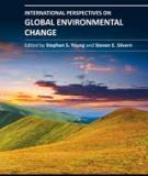 INTERNATIONAL PERSPECTIVES ON GLOBAL ENVIRONMENTAL CHANGE