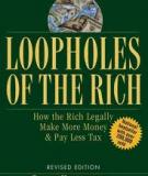 LOOPHOLES OFTHE RICH