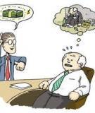 Những điều cần tránh khi nói với sếp