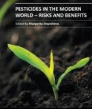 PESTICIDES IN THE MODERN WORLD RISKS AND BENEFITS
