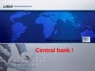 """Đề tài """" Phân tích các quan điểm khác nhau về việc xác định chức năng của ngân hàng trung ương """""""
