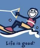 Lạc quan theo cách của Life Is Good