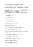 Cách sử dụng những trợ từ thường dùng trong tiếng Nhật