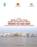 Kinh tế Việt Nam - Những vấn đề đặt ra trong trung và dài hạn