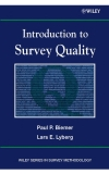 Introduction To Survey Quality by Paul P. Biemer