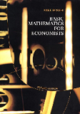 Basic Mathematics for Economists Second Edition