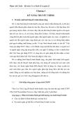 Tìm hiểu Chương 4 KỸ NĂNG THUYẾT TRÌNH