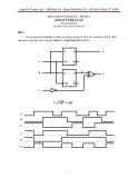 Bài tập môn kỹ thuật số có lời giải 2