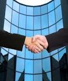 Thành công qua cách bắt tay