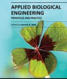 APPLIED BIOLOGICAL ENGINEERING – PRINCIPLES AND PRACTICE