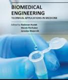 THE BIOMEDICAL ENGINEERING – TECHNICAL APPLICATIONS IN MEDICINE
