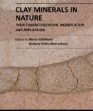 CLAY MINERALS IN NATURE – THEIR CHARACTERIZATION, MODIFICATION AND APPLICATION