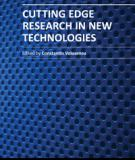 CUTTING EDGE RESEARCH IN NEW TECHNOLOGIES
