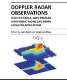 BOOK DOPPLER RADAR OBSERVATIONS – WEATHER RADAR, WIND PROFILER, IONOSPHERIC RADAR, AND OTHER ADVANCED APPLICATIONS_ part 2