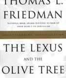 The Lexus And The Olive Tree - Thomas L Friedman