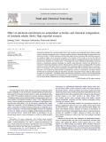 """Báo cáo khoa học """" Effect of selenium enrichment on antioxidant activities and chemical composition of Lentinula edodes (Berk.) Pegl. mycelial extracts """""""