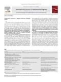 "Báo cáo khoa học "" Antimicrobial properties of shiitake mushrooms (Lentinula edodes) """