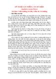 KỸ THUẬT GÂY TRỒNG CÂY DÓ TRẦM (Aquilaria crassna Pierre)