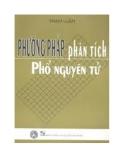 Giáo trình Phương pháp phân tích phổ nguyên tử - Phạm Luận