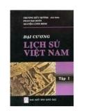 Đại cương lịch sử Việt Nam: Tập 1 - Lịch sử Bang Giao Việt Nam - Đông Nam Á - TS. Trần Thị Mai