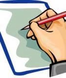 Những yêu cầu khi soạn thảo một bản báo cáo