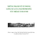 NHỮNG TRANH VẼ VỀ THĂNG LONG XƯA CỦA NGƯỜI PHƯƠNG TÂY THẾ KỶ XVII-XVIII