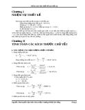 Đồ án tốt nghiệp: thiết kế máy biến áp