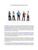 Ai là trưởng phòng bán hàng tiềm năng của bạn?