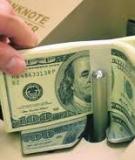 Đôi nét về công cụ tài chính phát sinh - Phan Thị Ái