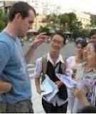 Học nói tiếng Anh với khách du lịch