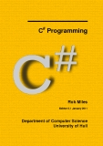 C Programming#Rob MilesEdition 2.1 January 2010