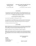 Quyết định Số: 36/2012/QĐ-UBND BAN HÀNH QUY CHẾ VỀ TRÁCH NHIỆM VÀ QUAN HỆ PHỐI HỢP GIỮA CÁC NGÀNH, CÁC CẤP, CÁC LỰC LƯỢNG CHỨC NĂNG TRONG CÔNG TÁC ĐẤU TRANH PHÒNG CHỐNG BUÔN LẬU, HÀNG GIẢ VÀ GIAN LẬN THƯƠNG MẠI TRÊN ĐỊA BÀN TỈNH SÓC TRĂNG