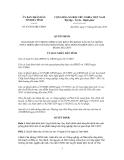 Quyết Định Số: 43/2012/QĐ-UBND BAN HÀNH QUY ĐỊNH CHÍNH SÁCH KHUYẾN KHÍCH SẢN XUẤT GIỐNG PHÁT TRIỂN MỘT SỐ SẢN PHẨM HÀNG HÓA NÔNG NGHIỆP CHỦ LỰC GIAI ĐOẠN 2012-2015